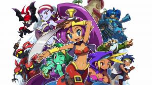 Shantae default